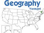 Vermont Geography